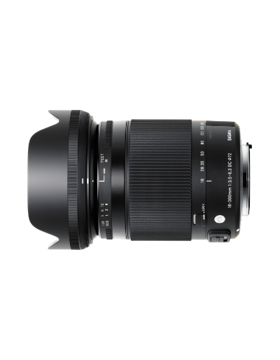 Sigma 18-300mm f/3.5-6.3 DC Macro OS HSM Lens for Sigma