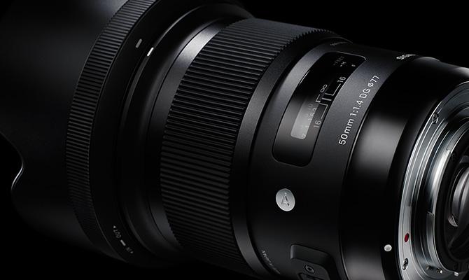 4311954 - Sigma 50mm f/1.4 DG HSM Art