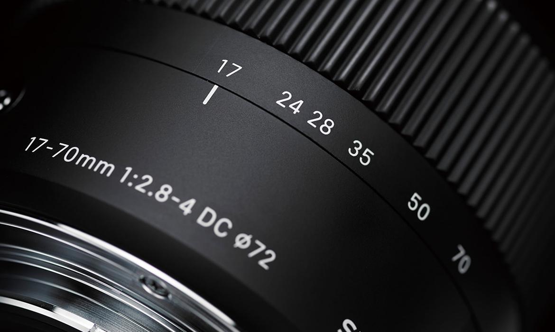 ZSW1770DCHSM - Sigma 17-70mm f/2.8-4 DC Macro