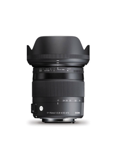 Sigma 17-70mm f/2.8-4 DC Macro HSM Contemporary Lens for Pentax