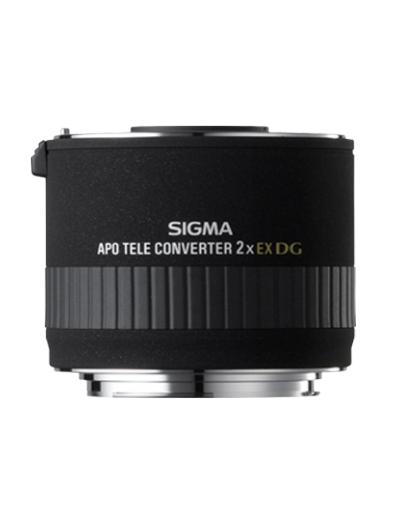 Sigma APO Teleconverter 2.0x Ex DG for Sigma **