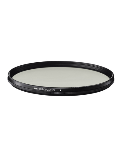 Sigma WR Circular Polarised Filter 82mm