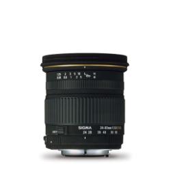 Sigma 24-60mm f/2.8 EX DG Lens