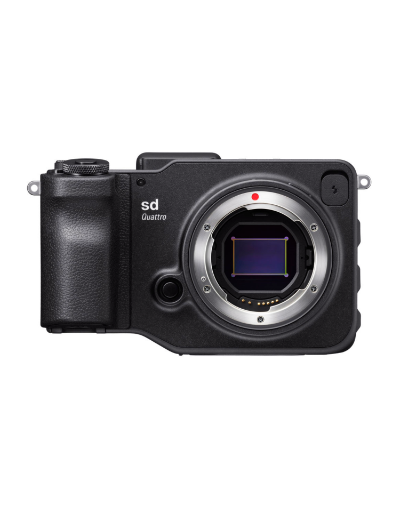 Sigma SD Quattro Digital Camera with APS-C Sensor