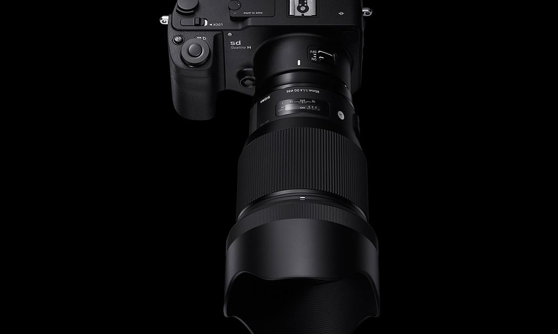ZSW85F14DGHSM - Sigma 85mm f/1.4 DG HSM Art