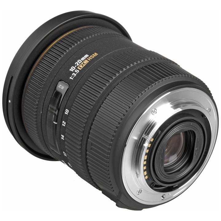 ZSW1020F35EXDC - Sigma 10-20mm f/3.5 EX DC HSM
