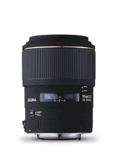 ZSW105F28EXDG - Sigma 105mm f/2.8 Macro EX DG