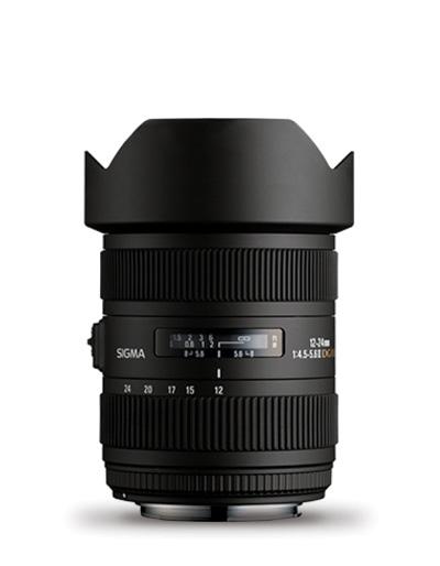 ZSW1224DGHSM - Sigma 12-24mm F4.5-5.6 II DG
