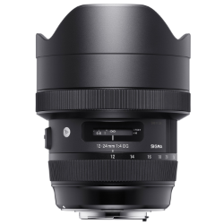 Sigma 12-24mm f/4.0 DG HSM Art Lens