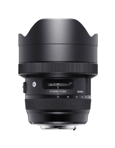 Sigma 12-24mm f/4.0 DG HSM Art Lens