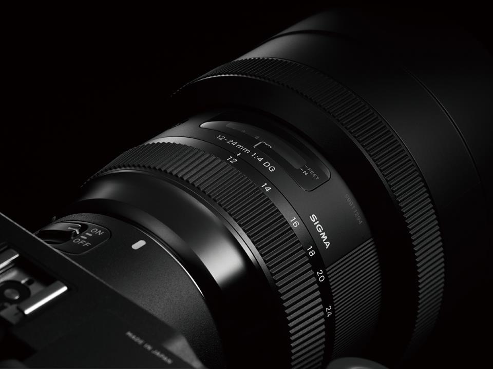 ZSW1224F4DGHSM - Sigma 12-24mm f/4.0 DG HSM Art