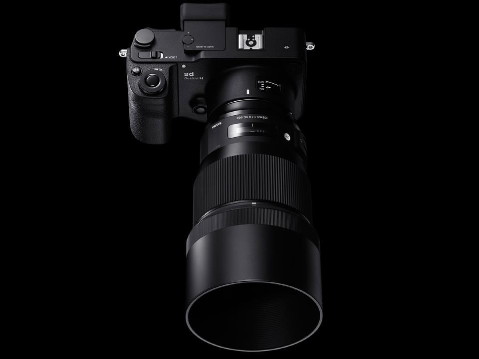 ZSW135DGHSM - Sigma 135mm f/1.8 DG HSM Art