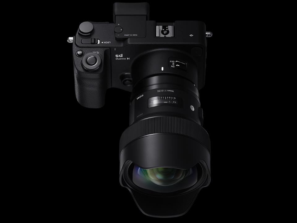 ZSW14DGHSM - Sigma 14mm f/1.8 DG HSM Art