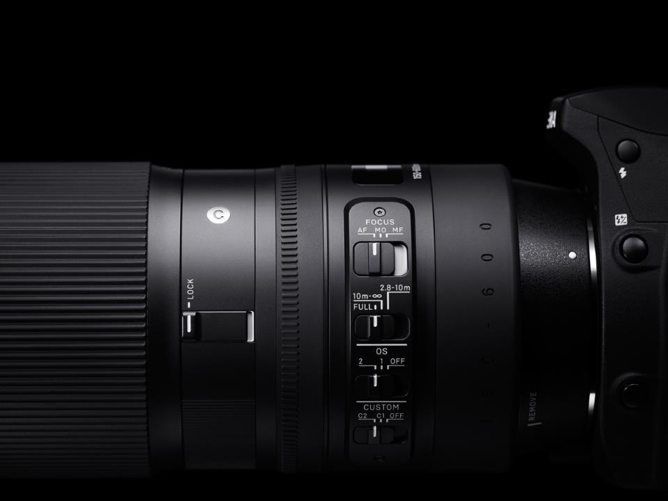 ZSW150600DGHSMC - Sigma 150-600mm f/5-6.3 DG OS