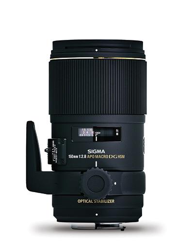 ZSW150EXDG - Sigma 150mm f/2.8 APO MACRO