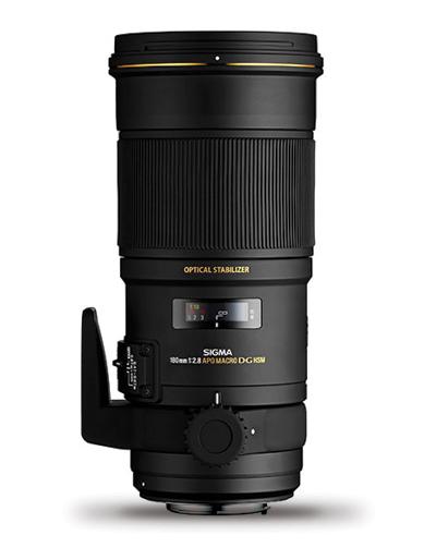 Sigma 180mm f/2.8 APO MACRO EX DG OS HSM Lens