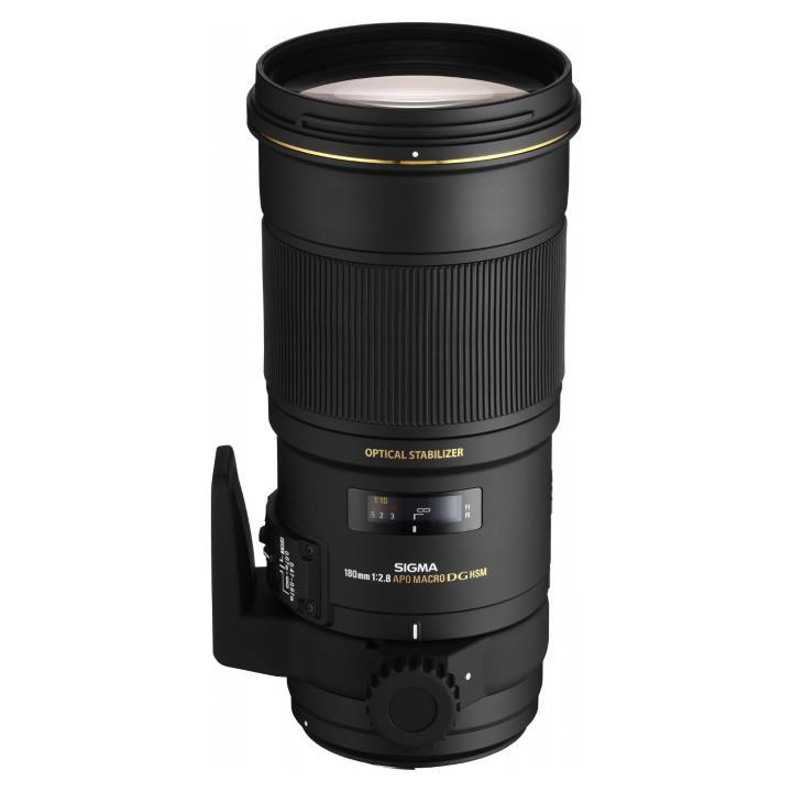 ZSW180EXDG - Sigma 180mm f/2.8 APO MACRO