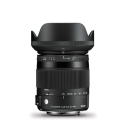 Sigma 18-200mm f/3.5-6.3 DC Macro OS HSM Contemporary Lens