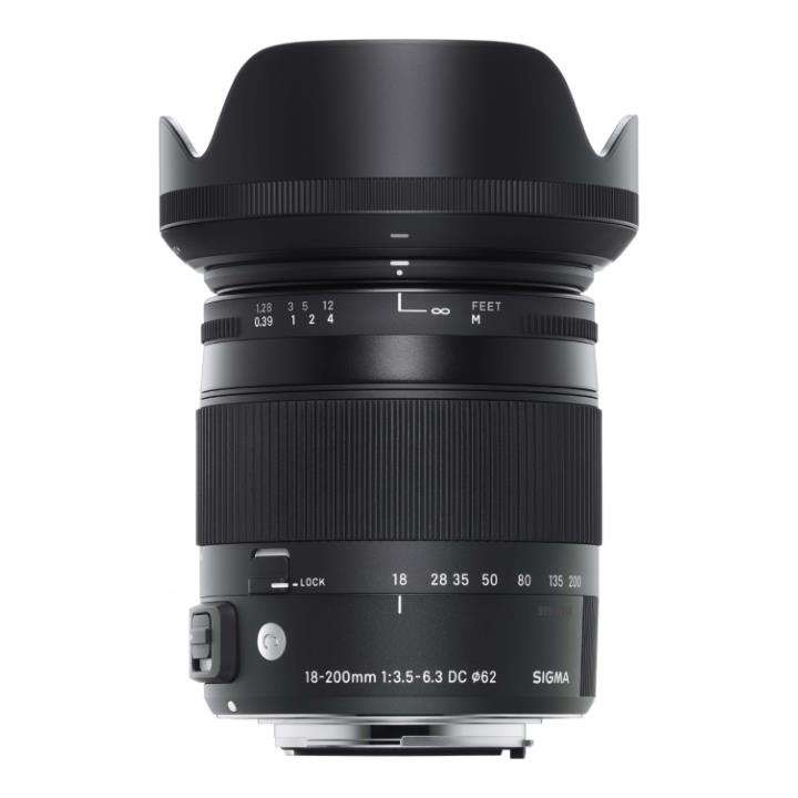 ZSW18200DCHSM - Sigma 18-200mm f/3.5-6.3 DC