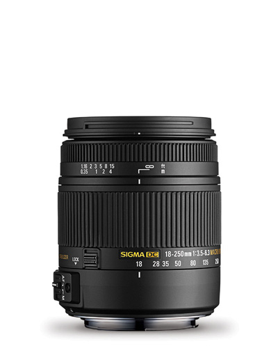 ZSW18250DCHSM - Sigma 18-250mm f/3.5-6.3