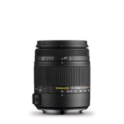 Sigma 18-250mm f/3.5-6.3 DC OS Macro HSM Lens