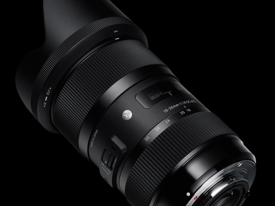 ZSW1835DCHSMA - Sigma 18-35mm f/1.8 DC HSM Art