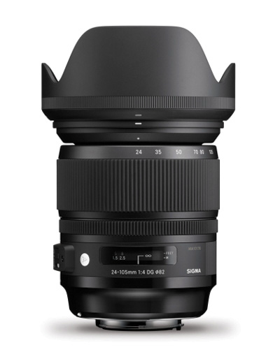 Sigma 24-105mm f/4 DG OS HSM Art Lens for Sigma