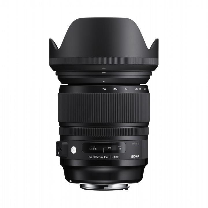 ZSW24105DGHSM - Sigma 24-105mm f/4 DG OS HSM