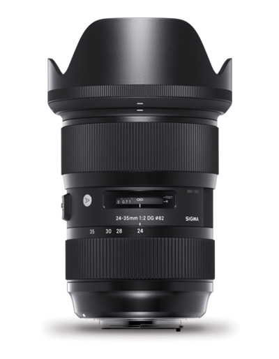 ZSW2435DGHSM - Sigma 24-35mm f/2 DG HSM Art