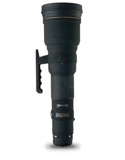 ZSW300800DGHSM - Sigma 300-800mm f/5.6 APO EX