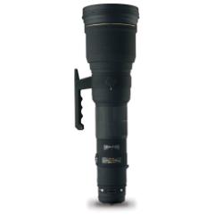 Sigma 300-800mm f/5.6 APO EX DG HSM Lens