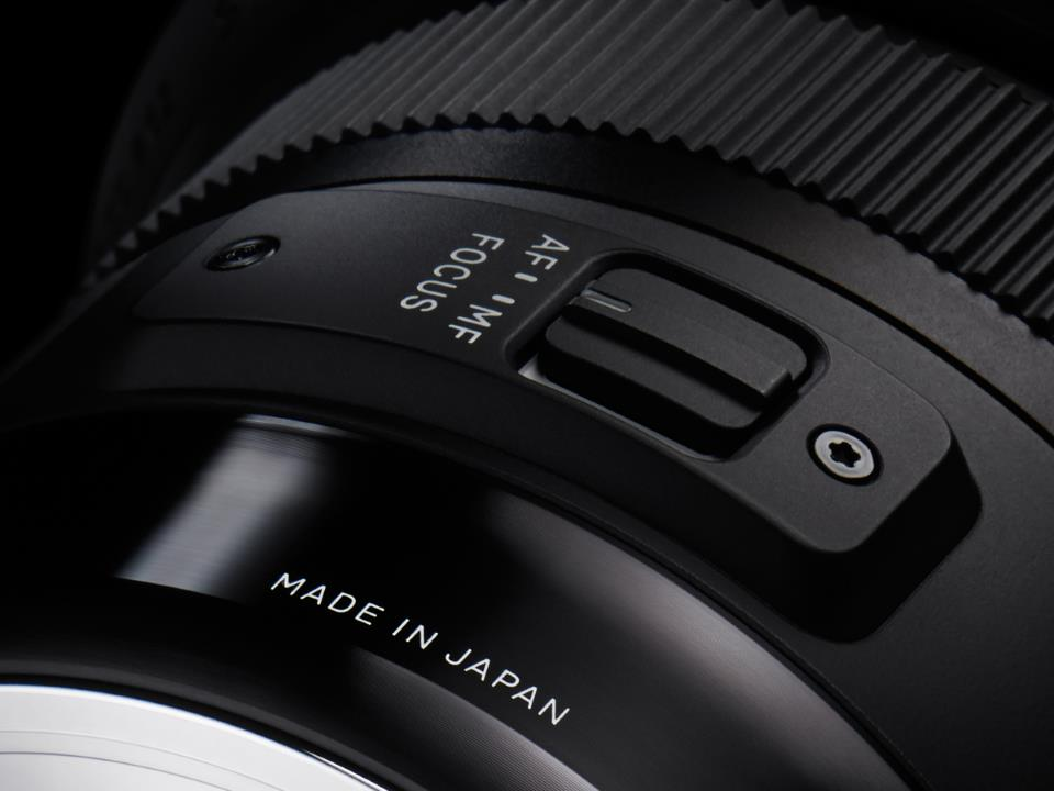 ZSW30DCHSMA - Sigma 30mm f/1.4 DC HSM Art