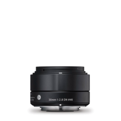 Sigma 30mm f/2.8 DN Art Lens - Black