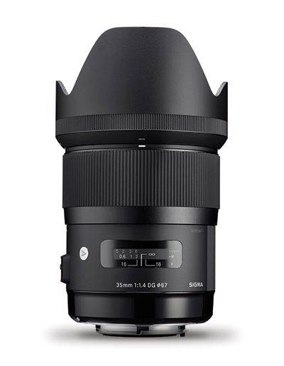 Sigma 35mm f/1.4 DG HSM Art Lens for L-Mount