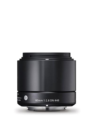 Sigma 60mm f/2.8 DN Art Lens - Black