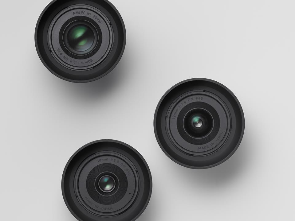 ZSW60DNA - Sigma 60mm f/2.8 DN Art Lens