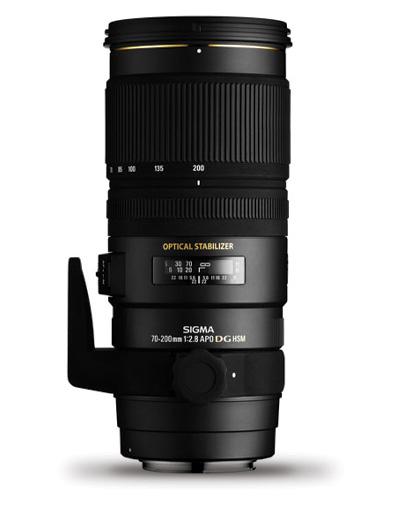 ZSW70200DGHSM - Sigma 70-200mm f/2.8 APO EX DG