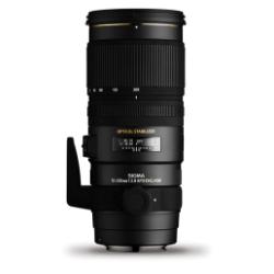 Sigma 70-200mm f/2.8 APO EX DG OS HSM Lens