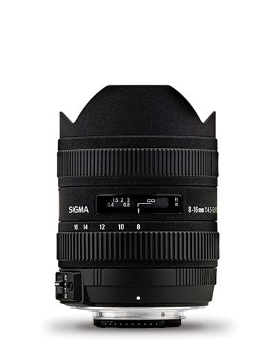 ZSW816DCHSM - Sigma 8-16mm f/4.5-5.6 DC