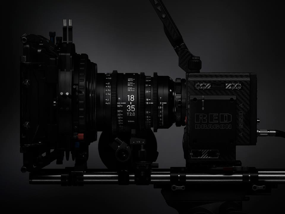 4210967 - Sigma 18-35mm T2 Cine Lens
