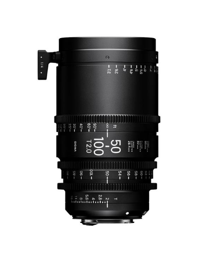 Sigma 50-100mm T2 Cine Lens for Canon EF Mount