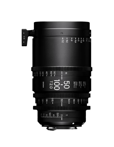 Sigma 50-100mm T2 Cine Lens for PL Mount