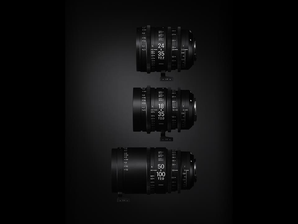 Sigma 50-100mm T2 Cine Lens for PL Mount