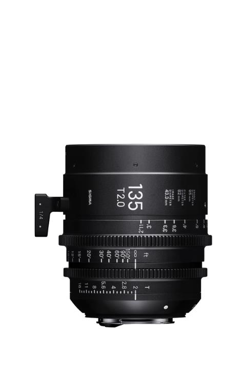 4240966 - Sigma 135mm T2 Cine Lens for