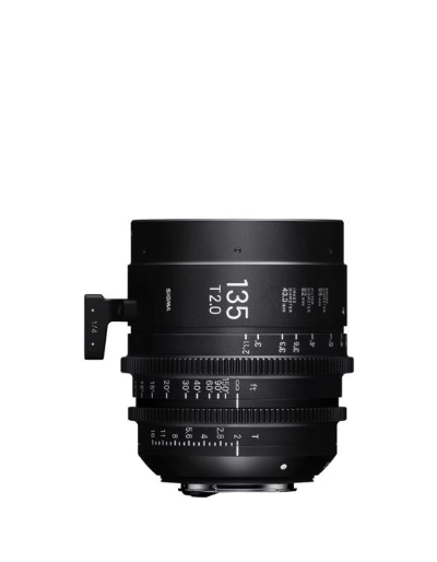 Sigma 135mm T2 Sony E-Mount Cine Lens
