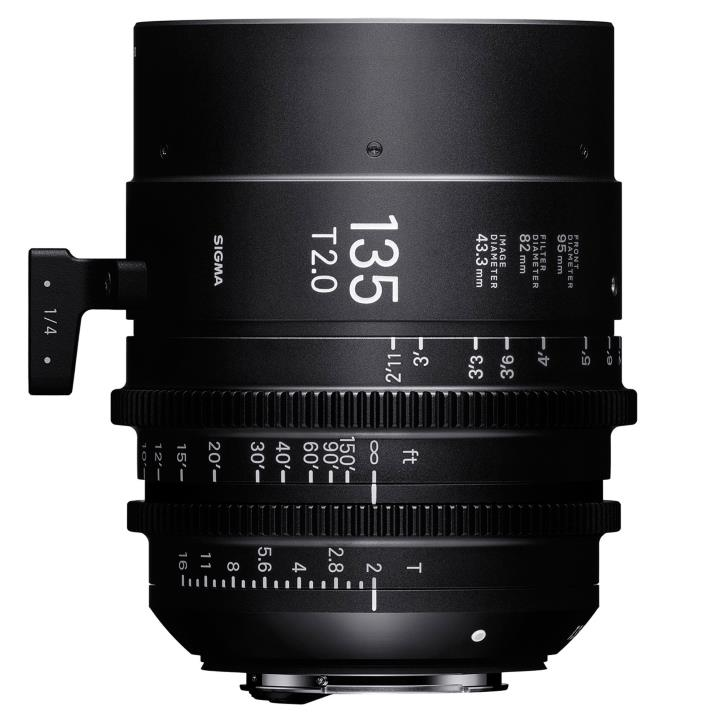 Sigma 135mm T2 Cine Lens for Sony E-Mount