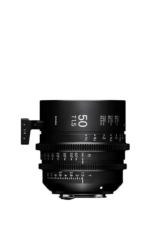 4311966 - Sigma 50mm T1.5 Cine Lens for