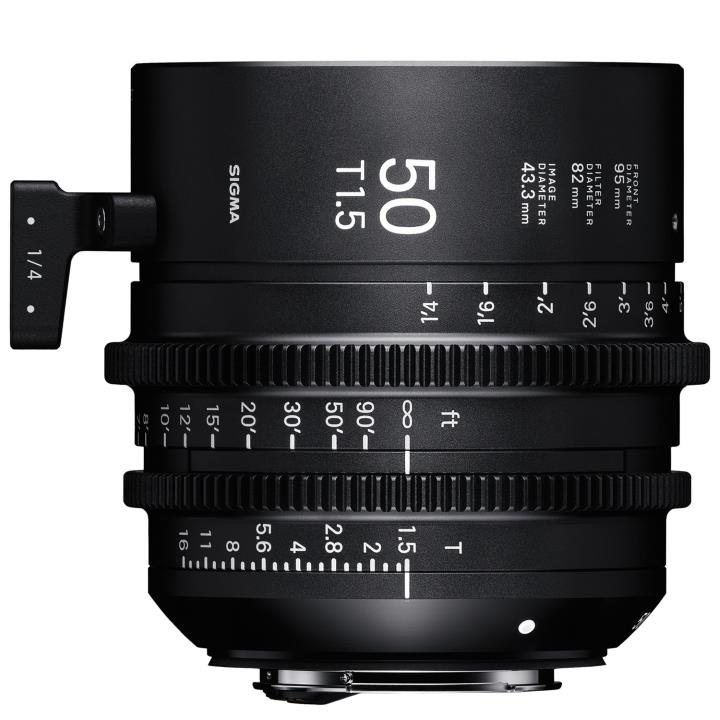 4311966 - Sigma 50mm T1.5 Cine Lens for