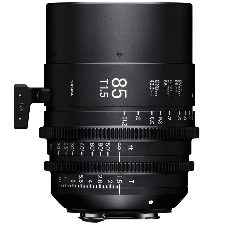 4321966 - Sigma 85mm T1.5 Cine Lens for