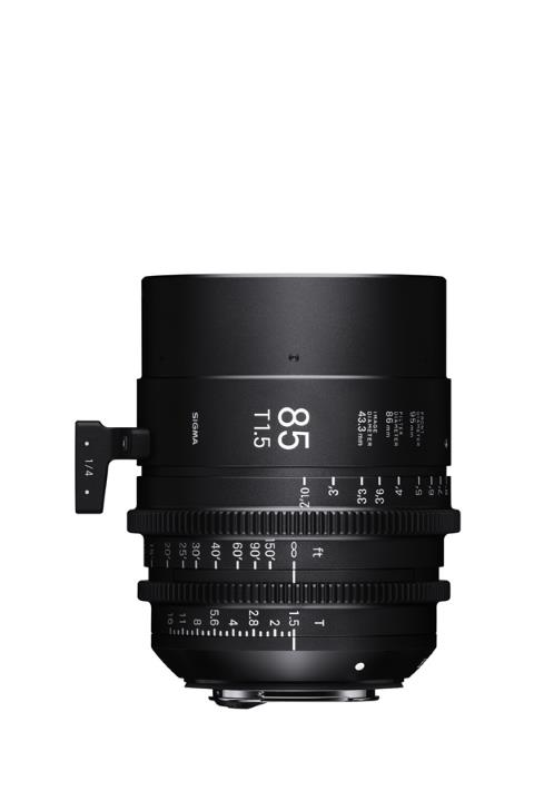 4321968 - Sigma 85mm T1.5 Cine Lens for